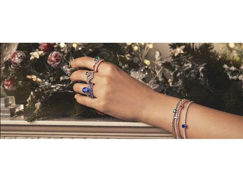 Stiliranje nakita za praznike