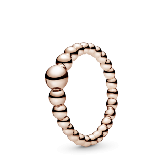 Prstan iz niza perlic Pandora Rose