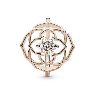 Prstan z motivom vrtnice Pandora Rose