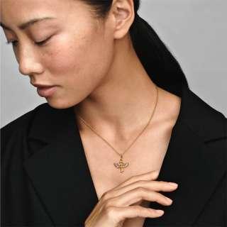 Obesek v obliki krilatega ključa Harry Potter