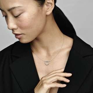 Ogrlica Pandora srce