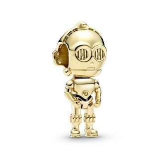 Obesek C-3PO iz serije Vojna zvezd.