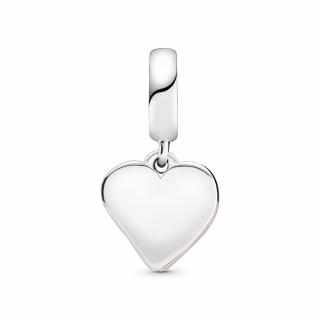Obesek v obliki visečega srca