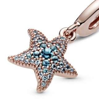 Obesek s svetlikajočo morsko zvezdo