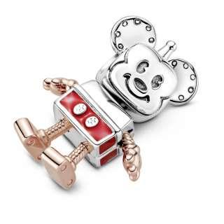 Obesek Disneyjevega junaka robotka Miki Miške