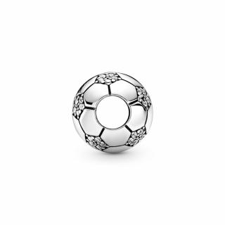 Obesek svetlikajoča nogometna žoga