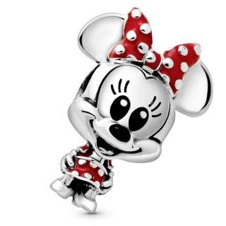 Obleka s pikicami in pentljica Disneyjeve Mini Miške
