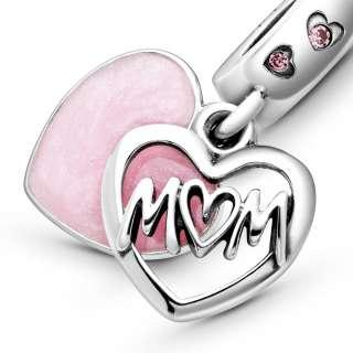 Viseči obesek z napisom »Mum« (Mama)