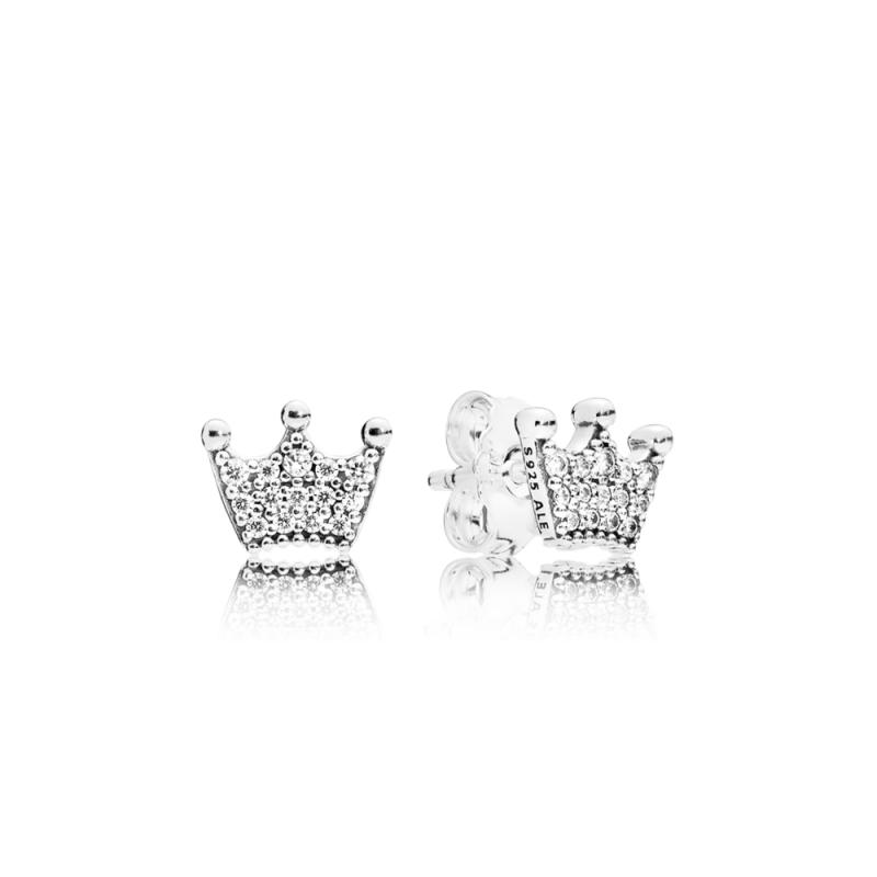 Uhani Očarljiva krona
