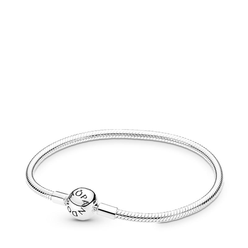 Zapestnica s srebrno zaponko