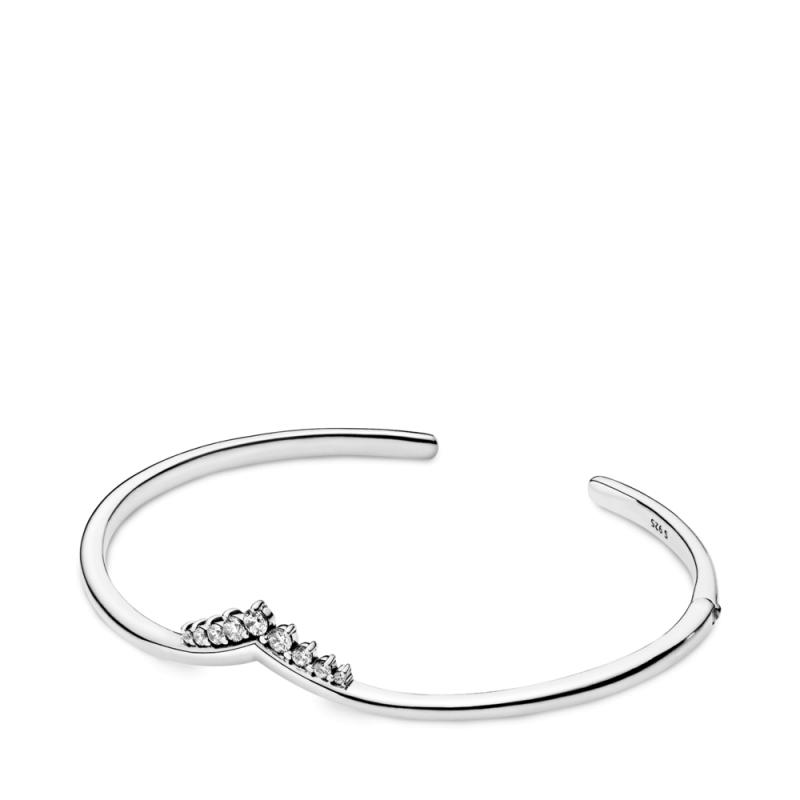 Zapestnica Obroč Tiara Wishbone