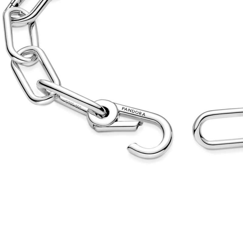 Zapestnica Pandora ME v obliki členaste verige