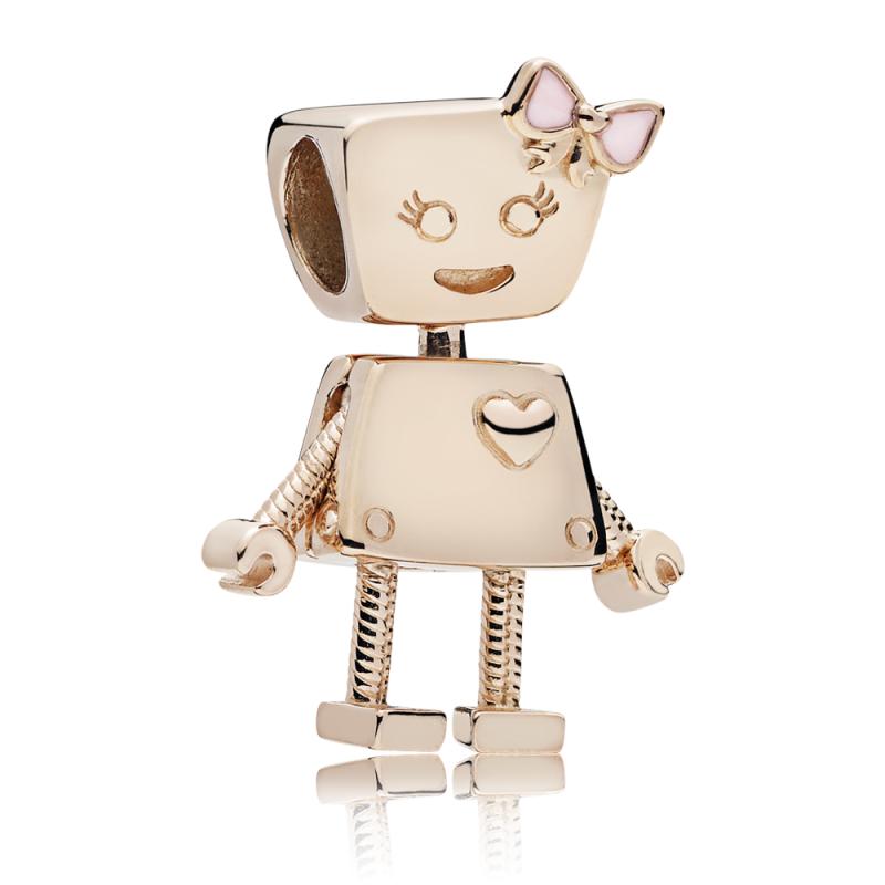 Obesek Robotka Bella