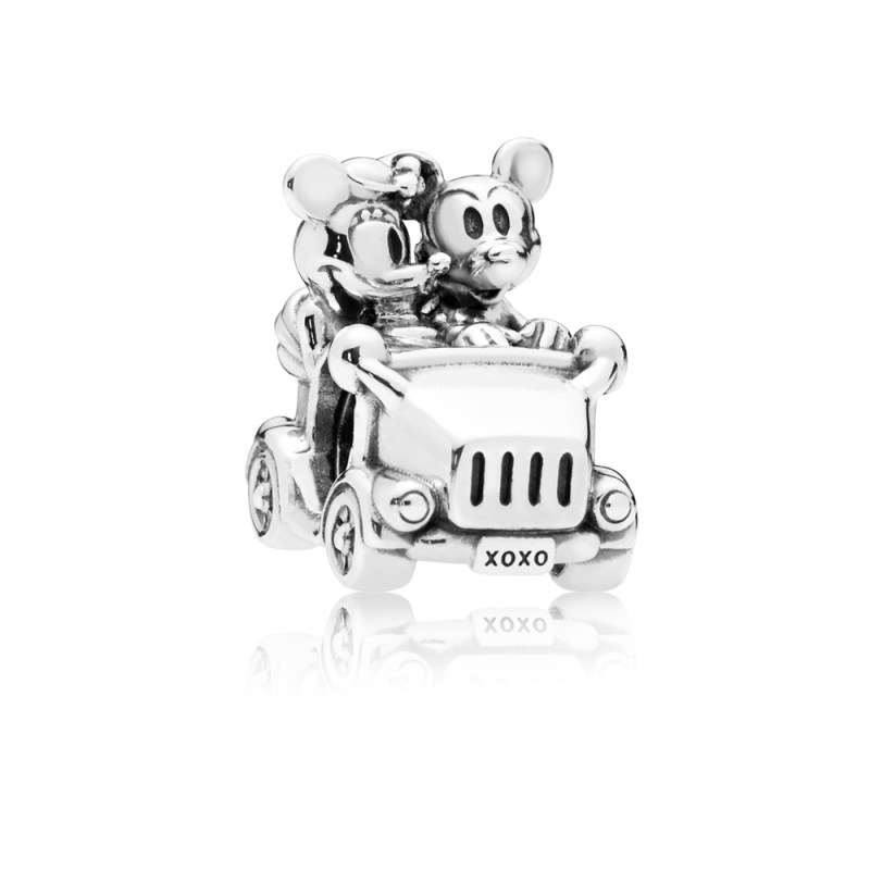 Obesek Disney, Mickey in Minnie Miška