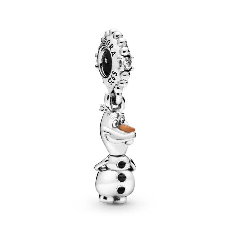 Viseč obesek Olafa iz Disneyjevega Ledenega kraljestva