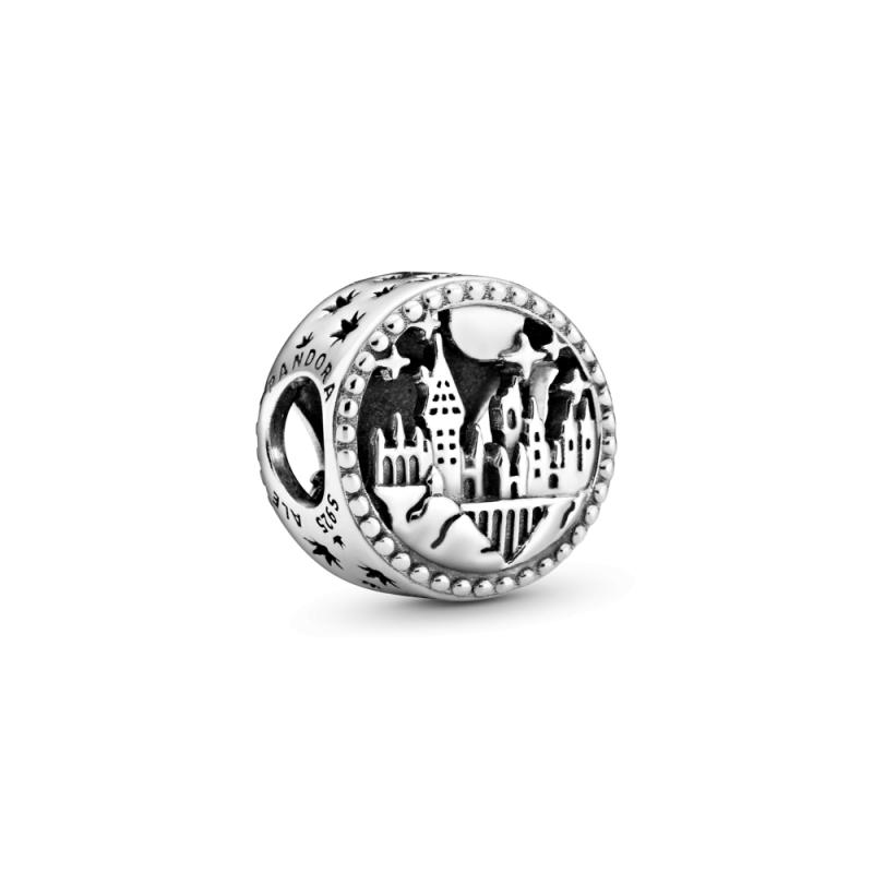 Obesek Bradavičarska akademija za čarovnike in čarovnice iz zbirke Harry Potter