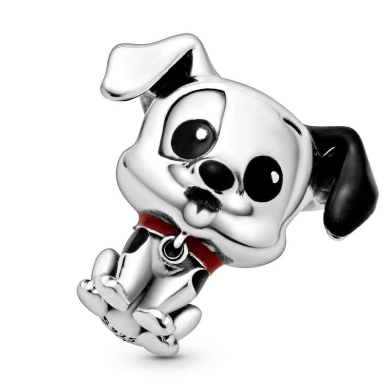 Obesek z motivom Disney kužka Patcha iz zgodbe o 101 dalmatincu.