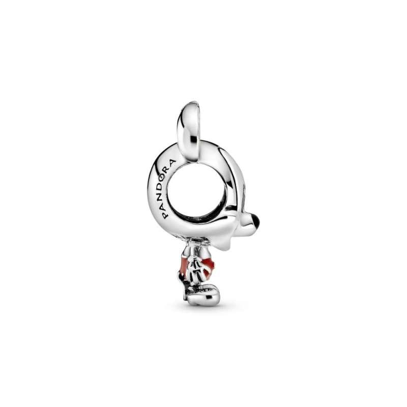 Obesek z rdečimi hlačkami Disney lika Mikija Miške