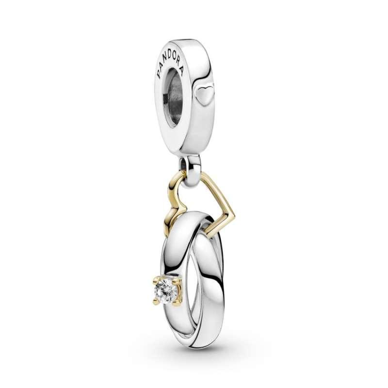 Obesek poročnega prstana