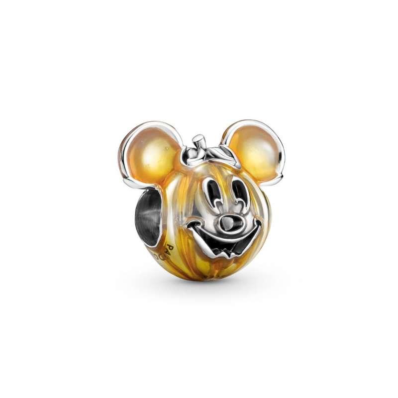 Obesek v obliki buče s podobo Disney Miki Miške