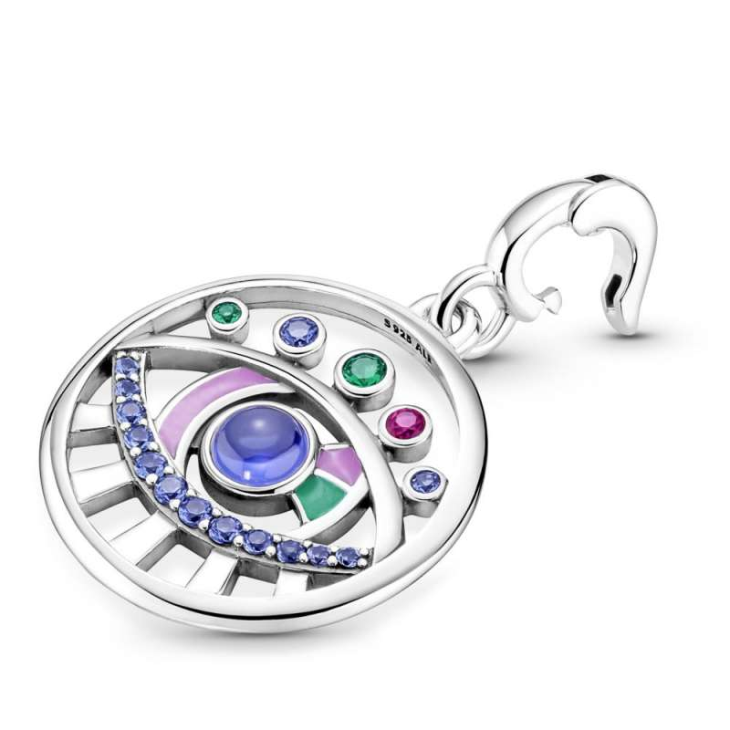 Medaljon Pandora ME oko